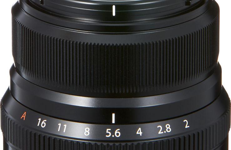 FUJIFILM XF 23mm F/2 R RW