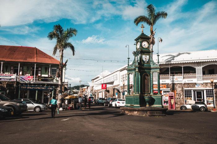 Basseterre, St. Kitts und Nevis